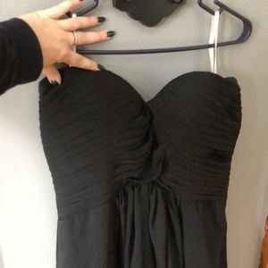 Dresses & Skirts - Black Maxi Evening Gown